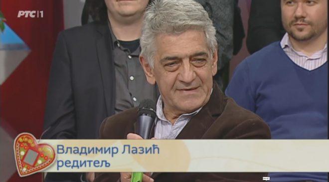 Vladimir Lazic reditelj Povratak Ishodistu 10.11.2018 Sava Centar
